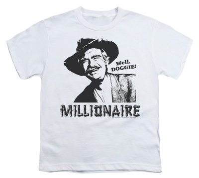 Youth: The Beverly Hillbillies - Millionaire T-shirts