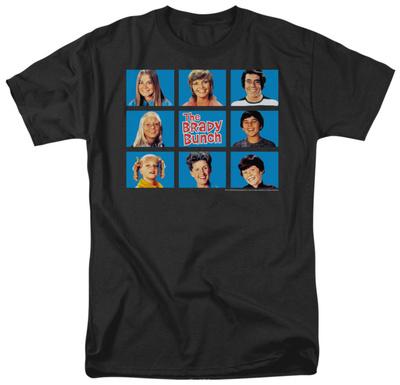 The Brady Bunch - Framed T-Shirt