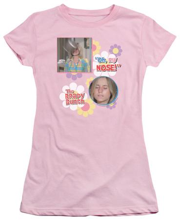 Juniors: The Brady Bunch - Oh My Nose! Shirt