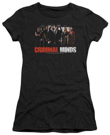 Juniors: Criminal Minds - The Brain Trust T-shirts