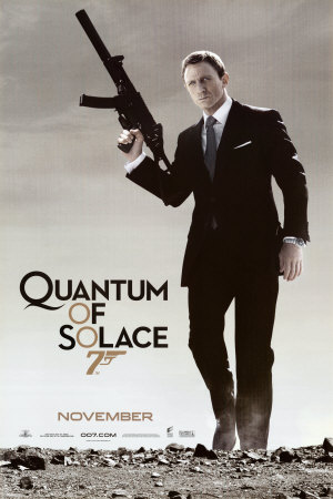 Quantum of Solace Posters