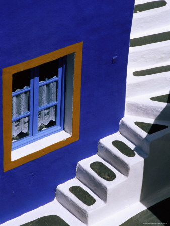 Private Painted Staircase Photographic Print by Paolo Cordelli