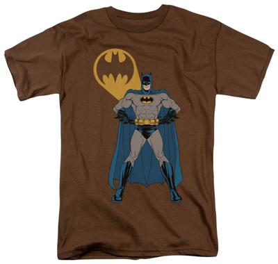 Batman - Arms Akimbo Bats T-shirts