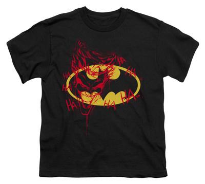 Youth: Batman - Joker Graffiti T-shirts
