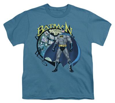 Youth: Batman - Joker Case Files T-shirts