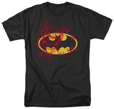 Batman - Joker Graffiti Shirts
