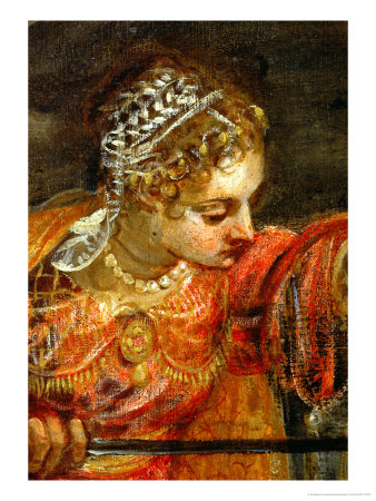 Judith and Holofernes Giclee Print by Jacopo Robusti Tintoretto