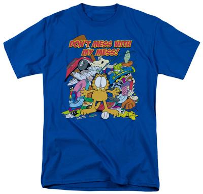 Garfield - My Mess T-shirts