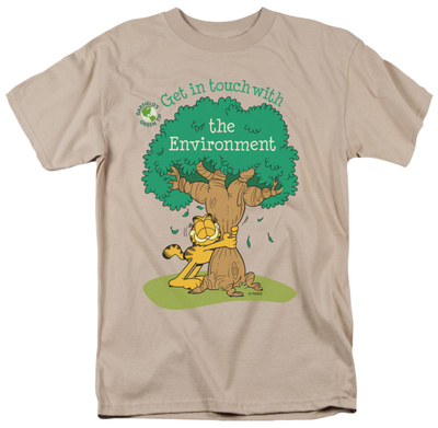 Garfield - Get In Touch Shirts