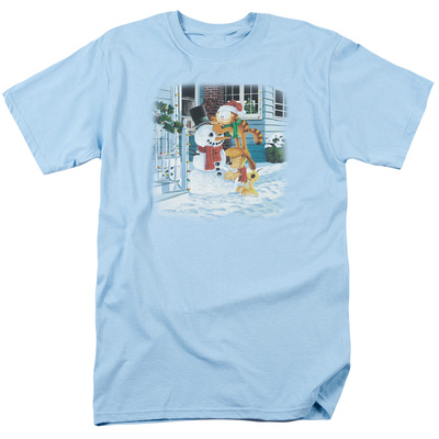 Garfield - Snow Fun T-shirts