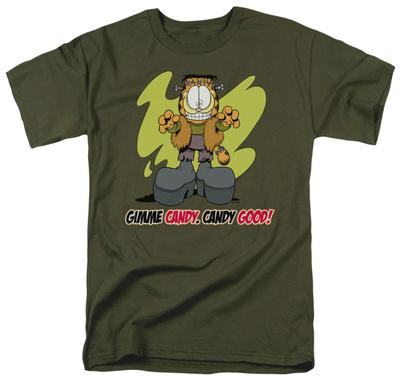 Garfield - Candy Good T-shirts