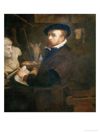 The Antiquarian, c. 1530 Giclee Print by Lorenzo Lotto