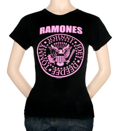 Juniors: The Ramones – Tommy Seal T-shirts