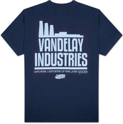 Seinfeld - Vandelay Industries T-Shirts