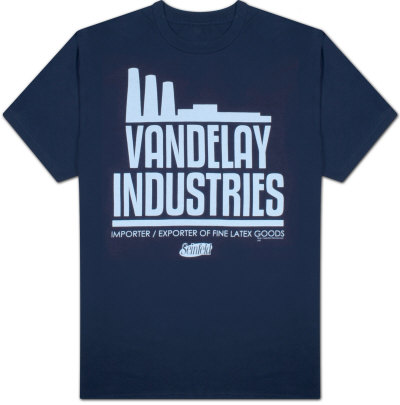 Seinfeld - Vandelay Industries T-Shirt