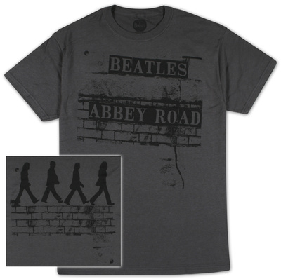 The Beatles - Brick Road T-Shirt