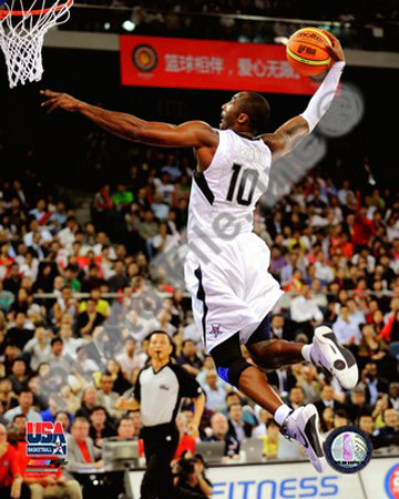 Kobe Bryant 2008 Team USA Photo. Designer Recommendations