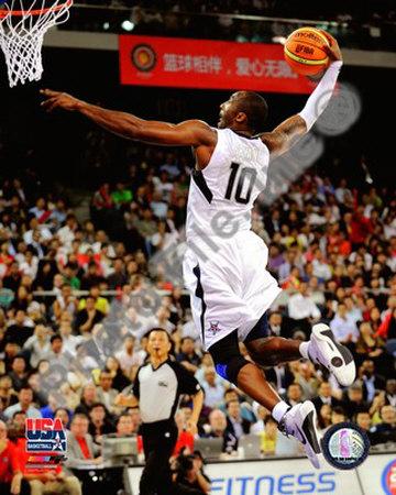 Kobe Bryant 2008 Team USA Photo. Designer Recommendations
