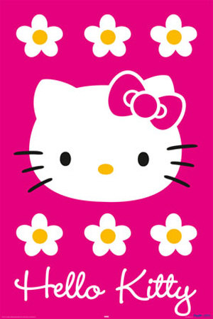 Hello Kitty Prints