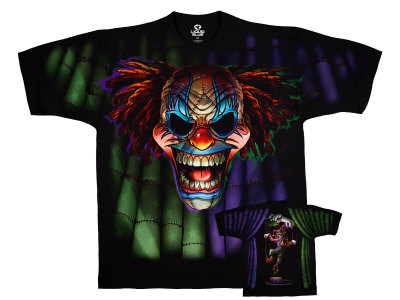 Fantasy - Evil Clown T-Shirt