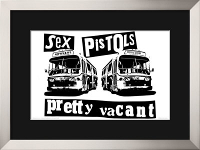 Sex Pistols- Pretty Vacant Prints at AllPosters.