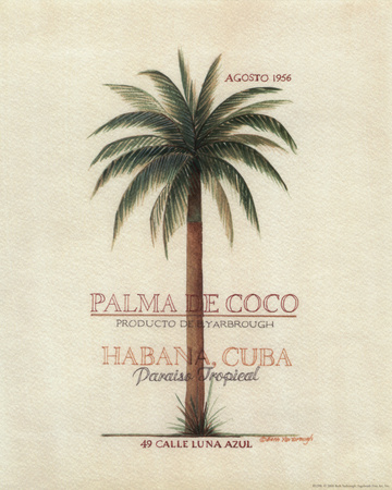 Palma de Coco Prints by Beth Yarbrough at AllPosters.