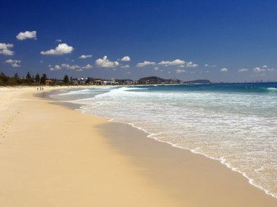 Coolangatta, Gold Coast, Queensland, Australia Photographic Print by David Wall