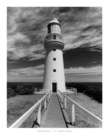 Lighthouse, Port Campbell Prints by Monte Nagler