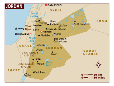 Jordan Maps