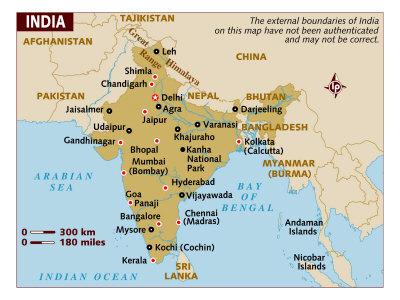 India Maps