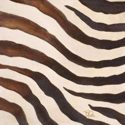 Contemporary Zebra IV Prints by Patricia Quintero-Pinto