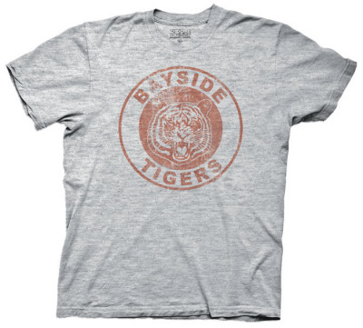 Saved by the Bell - Bayside Tigers (Slim Fit) T-shirts