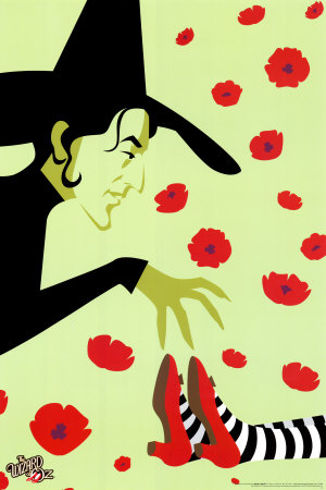 wizard of oz wallpaper. Source url:http://www.allposters.com/-sp/The-Wizard-of-Oz-Wicked-Witch-