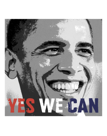 how to make obama yes we can poster