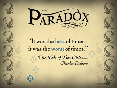 Paradox Posters