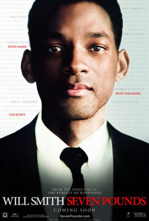 Seven Pounds Posters