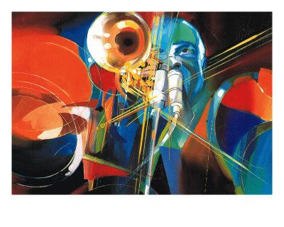 Trompette D'Or Prints by Max Laigneau