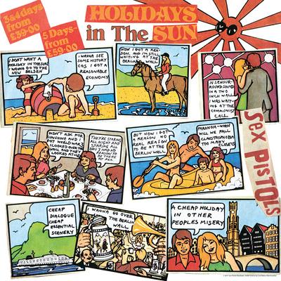 Sex Pistols - Holidays in the Sun Photo