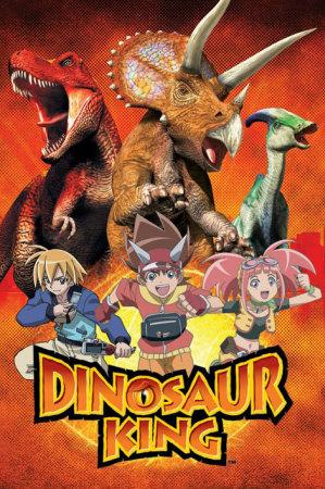 Dinosaur king affiche