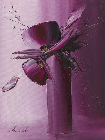 Petales Konst av Olivier Tramoni