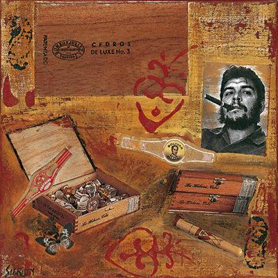 Un Jour a Cuba I Prints by M. Sigrid