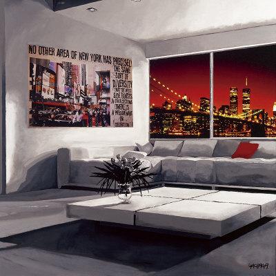No Other Area Kunstdrucke von Vincent Gachaga