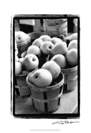 Farmer's Market IV Prints by Laura Denardo