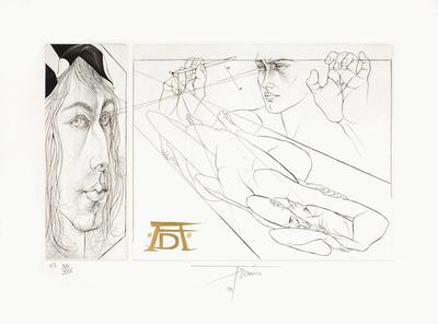 Hommage à Dürer Eksklusivudgaver