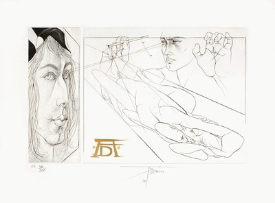 Hommage à Dürer Prémiové edice