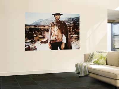 Clint Eastwood Vægplakat