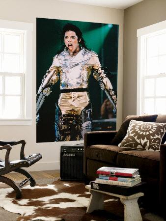 Michael Jackson Vægplakat