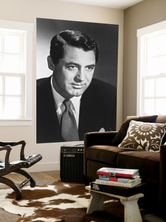 Cary Grant Wall Mural