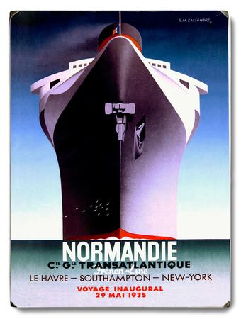 Normandie Wood Sign