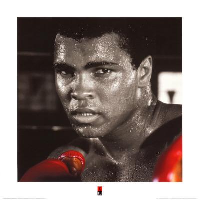 Muhammad Ali: Gloves Posters